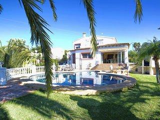 5 bedroom Villa in Casas de Torrat, Valencia, Spain : ref 5580942