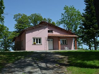 4 bedroom Villa in Goraiolo, Tuscany, Italy : ref 5404937