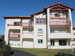 2 bedroom Apartment in Bidart, Nouvelle-Aquitaine, France : ref 5580951