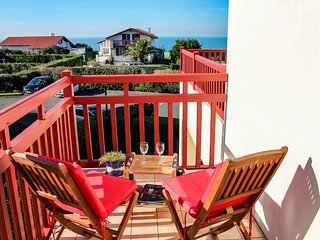 2 bedroom Apartment in Bidart, Nouvelle-Aquitaine, France : ref 5580951