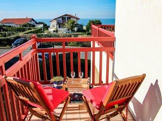 1 bedroom Apartment in Bidart, Nouvelle-Aquitaine, France : ref 5627343