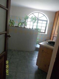 Baños privado de los huéspedes