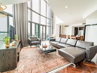 The Lancaster- District 1 - Penthouse On Top Best View Only One- 4bedrooms- Gem