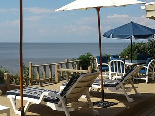 CAPE MAY BEACH BAY FRONT HOME SUNSETS AND SERENTY A VERY SPECIAL HOME!