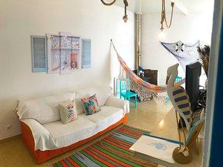 Costa da Caparica Beach House -Barefoot Cova Vapor