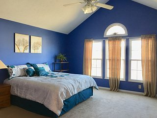 A gorgeous spacious bedroom with perfect location (BedRoom 3)