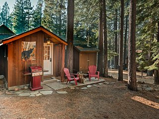 Heavenly Valley Cabin - 1.5 Miles from Lake Tahoe!