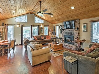 NEW! Sierra Lodge 3BR House at Heavenly Valley!