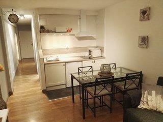 Bonito apartamento reformado admite mascotas