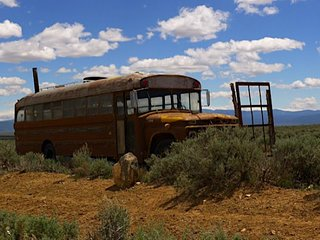 Taos Bus House Hostel