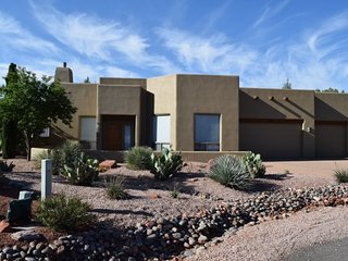 Beautiful Home in the Chapel area with an Observation Deck that has Red Rock Vie