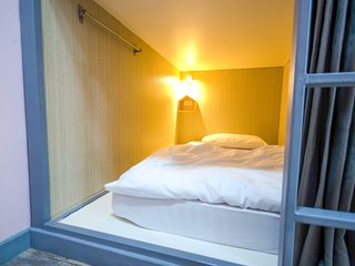 Good Day Hostel: 6 beds shared room