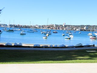 Manly Harbourside on FortyBaskets Beach