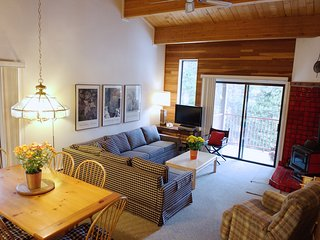 Serene Mountain Experience, Close to it All. Sleeps 9!