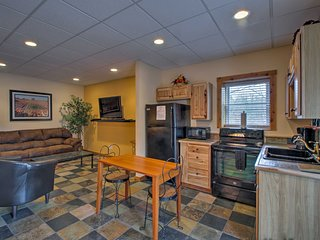 NEW! 1BR Boone Home-Walk to University & Downtown!