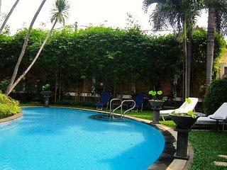 Metina's Tropical Villa
