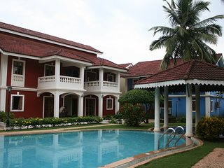 1 Bed Luxurious Suite in South Goa Betalbatim