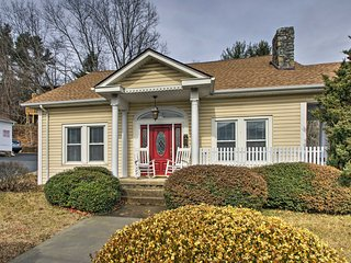 Charming Home in Heart of Dwtn Boone -Walk to ASU!