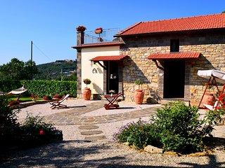 CASA NANDO sea view villa with private pool and parking