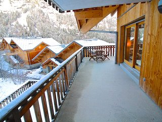Great 2 bed apartment in Vaujany