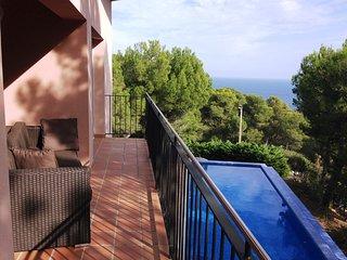 3 bedroom Villa in Tamariu, Catalonia, Spain : ref 5425162