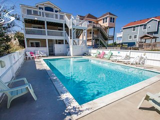 Twisted Fish | Oceanfront | Private Pool, Hot Tub