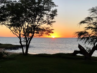 WBH 116A- Aloha Wai2, Beachfront, 1Bed/1Bath at Waiohuli Beach Hale