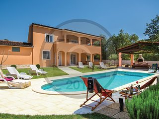 3 bedroom Villa in Heraki, Istria, Croatia : ref 5564070