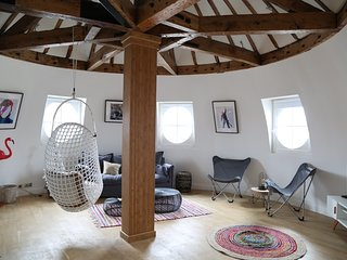 Cosy flat Pompidou Marais