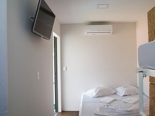 LINDA POUSADA EM UBATUBA PARA DESCANSAR! : Bedroom 12 (container)