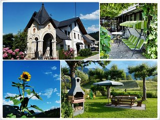 Holiday garden house Bohinj
