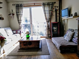 Estupendo apartamento familiar en FORMIGAL CENTRO para 6 pax - Cosy apartment!!