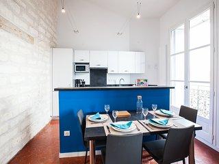 Colombet Stay's - Le bleu des Aiguerelles