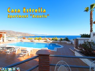 Casa Estrella *** Acuario *** Beach View Apartment