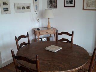 Espace repas table à  rallonge