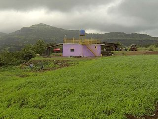 Bhandardhara - Holiday Home with amazing view