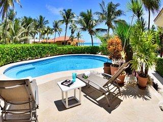 ❤ PRIVATE POOL ❤ Splendid Mar y Sol Villa Steps to The Ocean