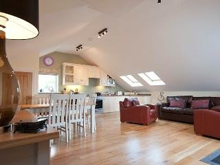 Penthouse apartment 7 Sandy Lane five star gold three bedroom Carbis Bay stives