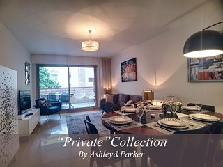 Ashley&Parker - PALAIS MEDITERRANEE TERRACE - New 2bedrooms apt with terrace