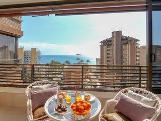Apartamento Castelmar, Con Piscina, Mascotas bienvenidas