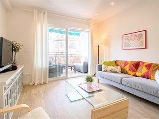 Apartamento moderno y encantador cerca de la playa