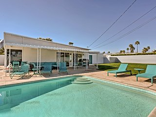 NEW 3BR Palm Springs Home W/Pool Near Art District