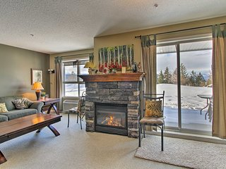 NEW! 2BR Radium Hot Springs Condo w/ Mtn. Views!