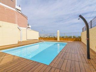 Gran apartamento con piscina y magnificas vistas
