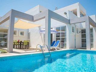 Villa de vacaciones Alzinar en Ca'n Picafort con piscina privada