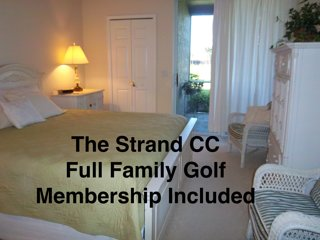Clubside at The Strand CC