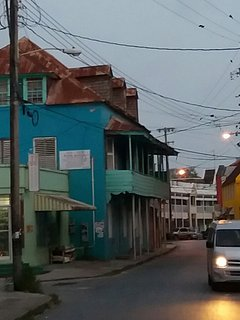 Much of the historical character of Speightstown is reflected in its architecture