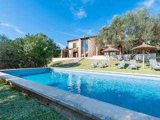 Villa Hidden Retreat / Can Denga 1447