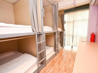 Good Day Hostel: 6 Beds Dormitory Room