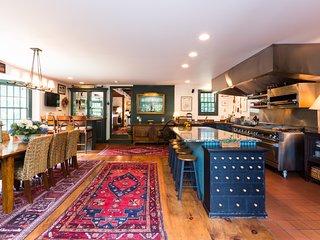 Private Mini-Estate with Chef`s Kitchen, Heated Pool